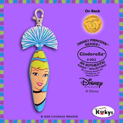 (Kooky Klicker Pen Keychain Disney Cinderella)