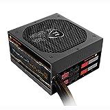 thermaltake power supply 850 - Thermaltake Smart M 850W 80+ Bronze Semi-Modular ATX 12V 2.4/EPS 12V 2.92 Power Supply SP-850MPCBUS