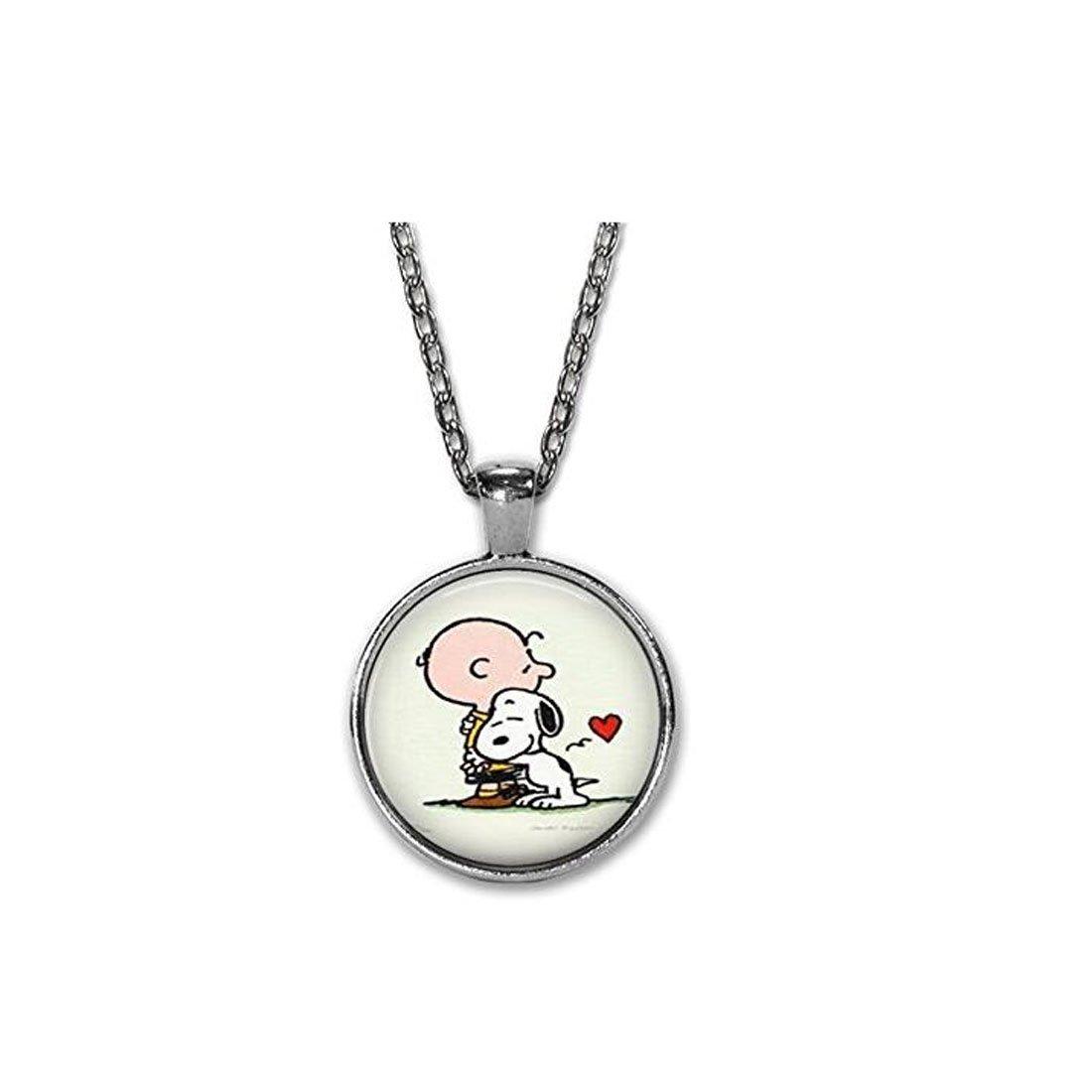 Amazon.com: Charlie Brown y colgante Charm de Snoopy – Libro ...