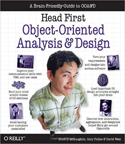 [0596008678] [9780596008673] Head First Object-Oriented Analysis and Design 1st Edition-Paperback