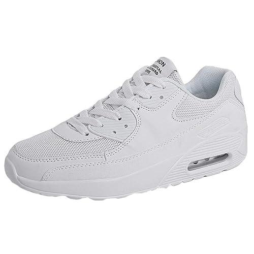 Oyedens Scarpe Sportive da Uomo Casual Sneakers Sports Scarpe da Corsa  Scarpe da Ginnastica Moda Scarpe 30a114ac47d