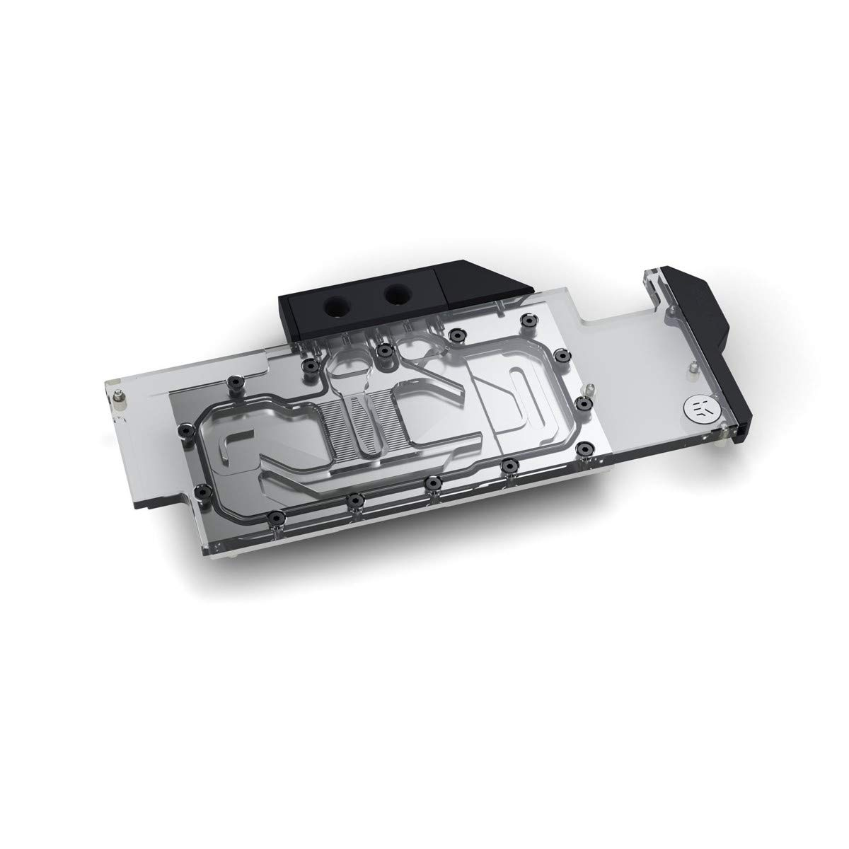 EKWB EK-Vector RTX 2080 GPU Waterblock, Nickel/Plexi