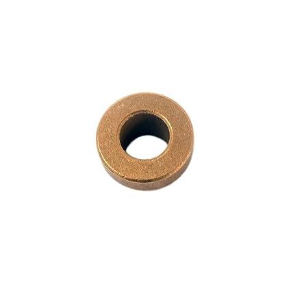 Schmalrahmen PZ Clip Rosette oval Edelstahl per Paar Gr 2 Stück 69x33x7 mm