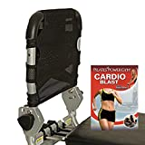 Pilates Power Gym PRO Cardio Package Upgrade (Power Flex Cardio Rebounder with Cardio Blast DVD)