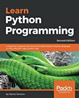 Learn Python Programming, 2nd Edition Front Cover