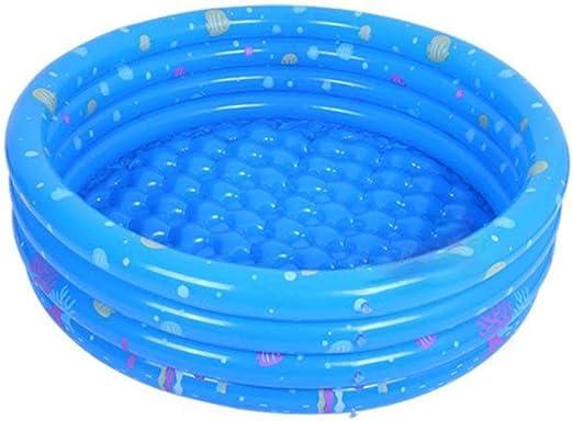 Piscinas hinchables 4 círculos circulares Inflables para niños ...