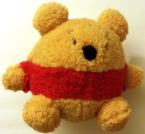 Disney Plump Plush Winnie the Pooh 8 Doll