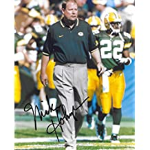 Mike Holmgren, Green Bay Packers, Signed, Autographed, 8X10 Photo, a COA with the Proof Photo of Mike Signing Will Be Included.