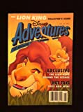 img - for Disney Adventures The Lion King Collector's Issue (July 30, 1994, Volume 4, Number 10) (Disney Adventures, 4) book / textbook / text book