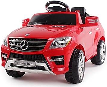 MERCEDES C auto elettrica bambini telecomando macchina bimbi radiocomandata
