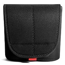 MATIN Neoprene DSLR SLR RF Mirrorless Camera Soft Pouch Bag Body Case V2 (X-Large/Black)