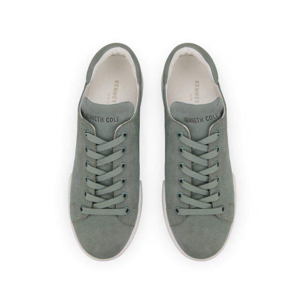 Kenneth Cole New York Womens Tyler Lace-up Sneaker sage 8.5 M US