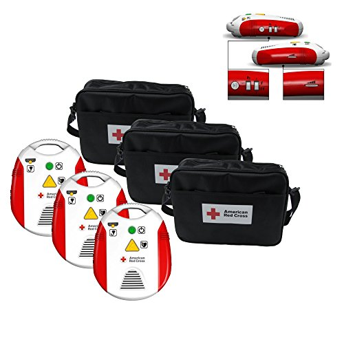 AED Trainer Sale (3-Pack) - Brand-New AED Trainers (CPR/AED Training Device) (Aed Trainer)