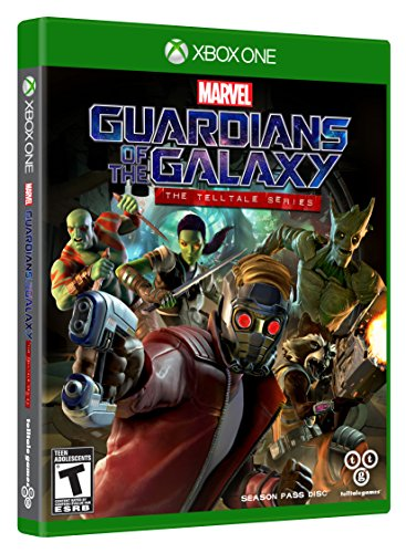 Review Marvel's Guardians of the