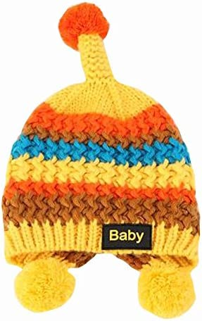 キュートソフト冬ベビー帽子耳保護キャップ暖かいKeeper