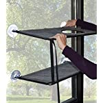 K&H Pet Products EZ Window Mount Kitty Sill - Single Level or Double Stack 9