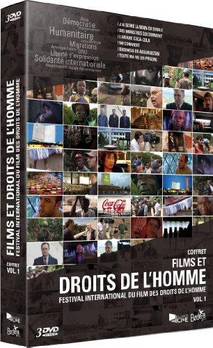 - Films et droits de l'homme - Coffret - Vol. 1
