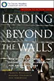 Leading Beyond the Walls, Frances Hesselbein, 0787945935