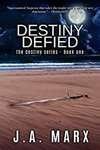 Destiny Defied by J.A. Marx ebook deal