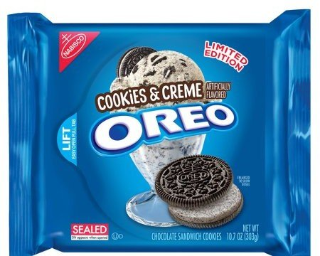 Nabisco Oreo Cookies and Creme Sandwich Cookies Flavored ...