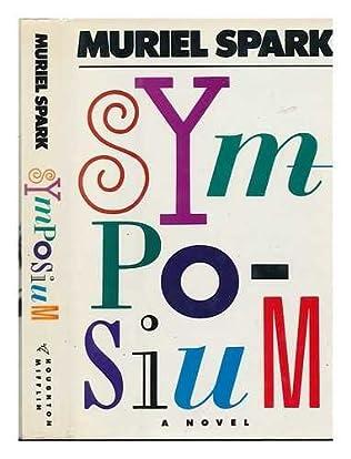 book cover of Symposium