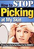 Picking at Skin