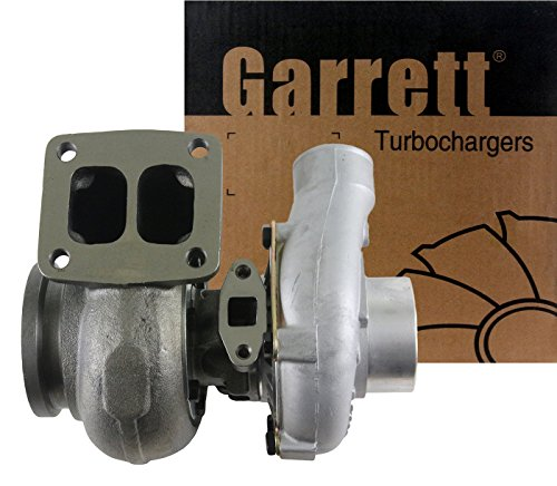 NEW OEM GARRETT TURBO CHARGER FITS JOHN DEERE ENGINE 4045T RE47844 RE46348 446311-5002S 454041-5001S 454041-0001 454041-1 4463115002S 4540415001S