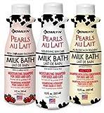 Tomlyn Products DTM06392 Pearls Au Lait Bath Moisturizer, 12-Ounce