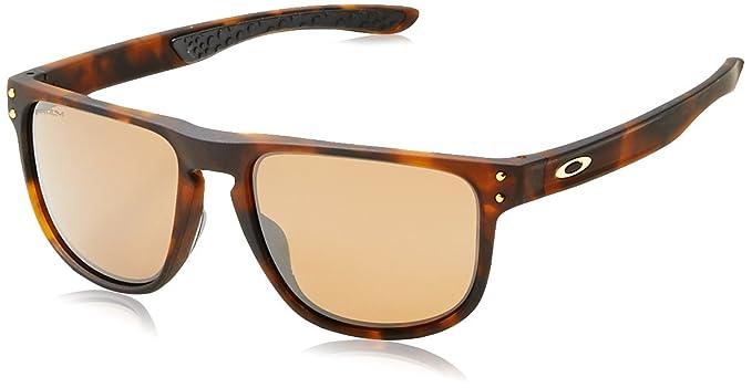 e3d725eeb4e70 Oakley Holbrook R 937706, Gafas de Sol para Hombre, Marrón, 55  Amazon.es   Ropa y accesorios