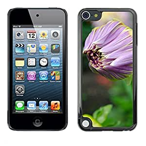 Print Motif Coque de protection Case Cover // M00154421 Flores La flor planta Macro Naturaleza // Apple ipod Touch 5 5G 5th 6 6G 6th