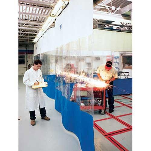 Relius Solutions Econoline Curtain - 4-1/2''Lx10'H Curtain