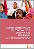 Gender Differences in Expectation, Self-Efficacy, and Attribution, Molla Haftu, 3639304977