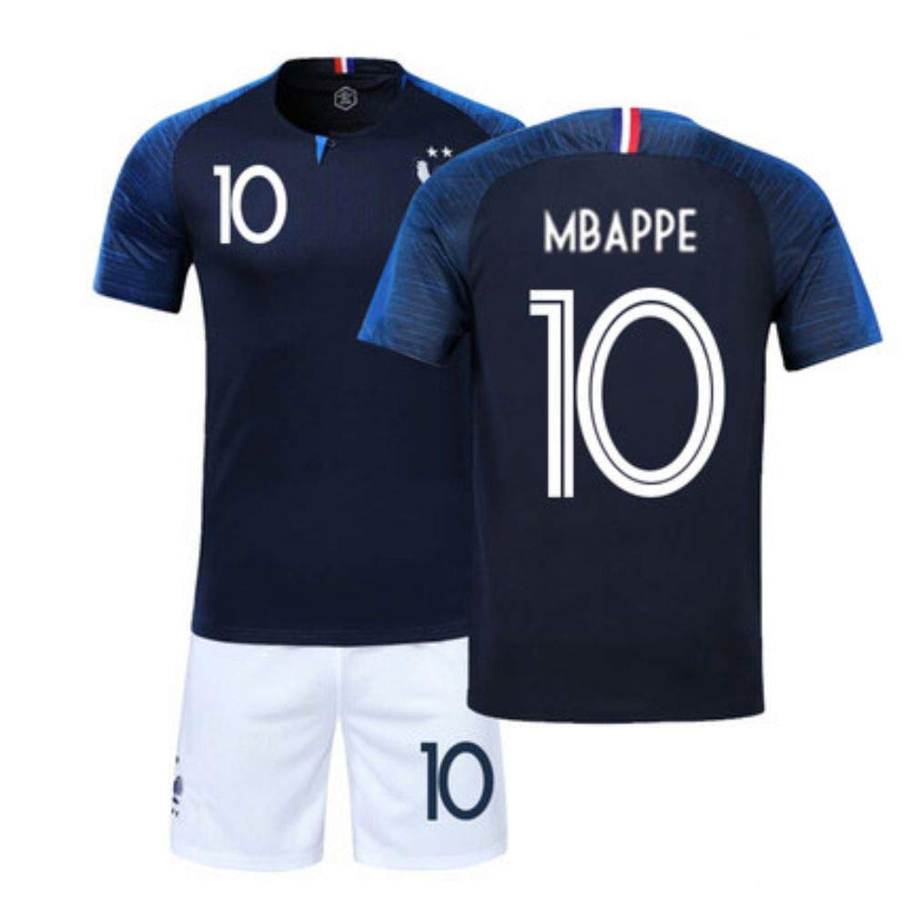 2018 New France World Cup MBAPPE Kid's Soccer Jersey