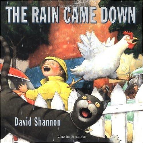 Téléchargez des livres gratuits pour iPhone The Rain Came Down (Avenues) by David Shannon (Littérature Française) PDF