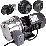Happybuy 1 HP Shallow Well Jet Pump 110V with Pressure Switch Jet Water