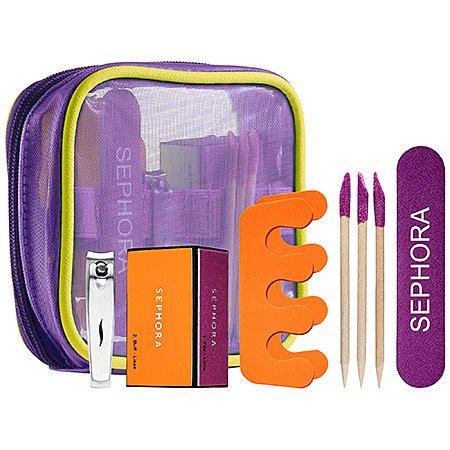 Sephora Hang Ten Mani Pedi Kit 5 Piece Limited-Edition Set by SEPHORA COLLECTION
