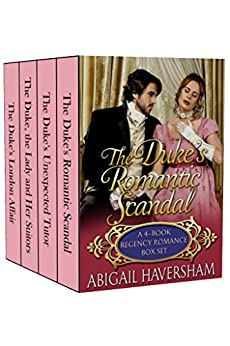Dukes Romantic Scandal Regency Romance ebook product image