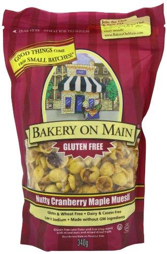 Bakery Main Cranberry Gluten Granola