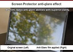 15.6\'\' Anti-glare Laptop Notebook Screen Protector Guard Film Cover Skin for Acer, Asus, Dell, HP, IBM, Lenovo, Sony, Samsung, Gateway 15.6-inch (345mm * 194mm)