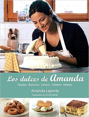Los dulces de Amanda / Amanda's Sweets (Sabores / Flavors)