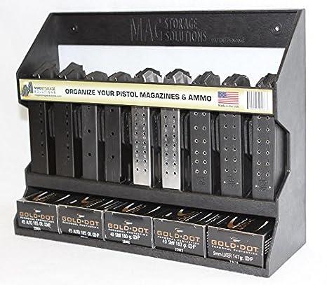 Attractive Mag Storage Solutions AR 15 Pistol Magazine Holder   Organize Your Pistol  Magazines U0026 Ammo