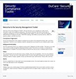 Security Compliance Toolkit allows you to track your information and cyber security program, aligning it with all of your relevant compliance requirements. The kit includes compliance alignments for general business liability (CIS Top 20), cr...