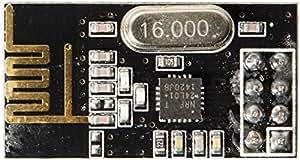 VantaKool 2pcs nRF24L01+ 2.4GHz Wireless Transceiver in Antistatic Foam Arduino Compatible