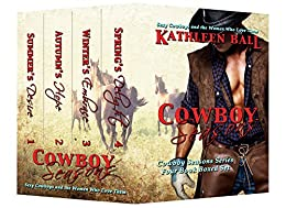 Cowboy Seasons: Four Book Boxed Set by [Ball, Kathleen]