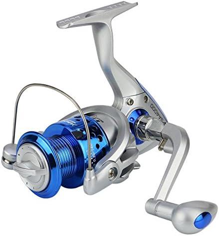 12BB Carrete de Pesca SA2000-7000 5.5:1 Plegable Brazo Rocker ...
