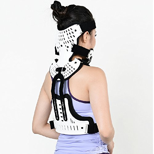 Head And Neck Brace Neck Corrector Head Neck And Chest