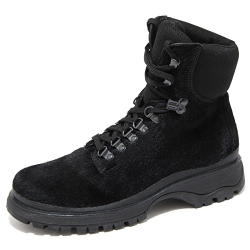 68289 scarpa stivale women shoes Nero donna PRADA anfibio SPORT boots ItAqIr