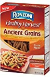 Ronzoni Healthy Harvest Ancient Grains Penne Rigate, 12 ounces - Pack of 3