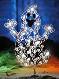 Lovable Light Up Ghost Outdoor Halloween Decoration