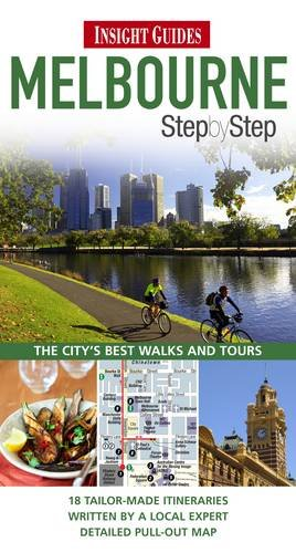 Insight Guides: Melbourne Step By Step (Insight Step by Step)